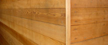 North Cal Reclaimed Redwood Paneling-Lands End Lookout